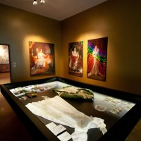 "Exhibition ""St Gall – the Story of Lace"""